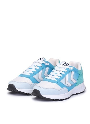 Hummel Hummel Mavi - Yeşil Koşu Ayakkabısı Mavi